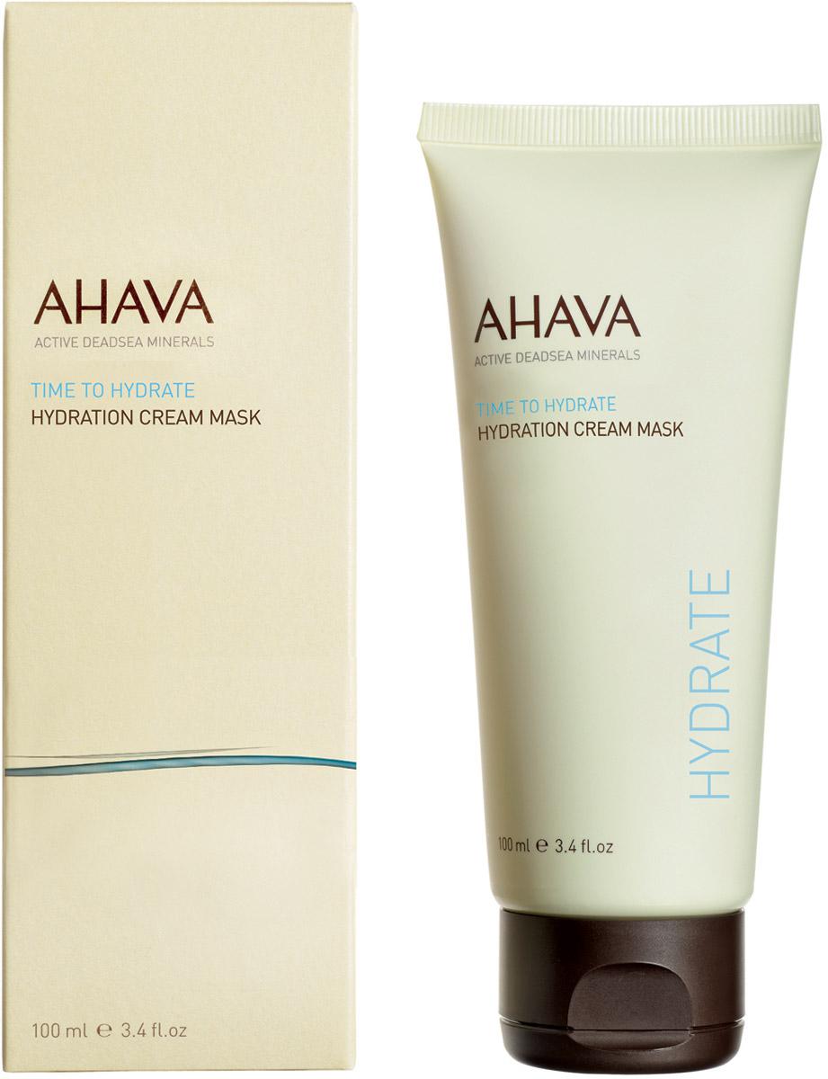 Ahava Time To HydrateУвлажняющая крем - маска 100 мл Ahava