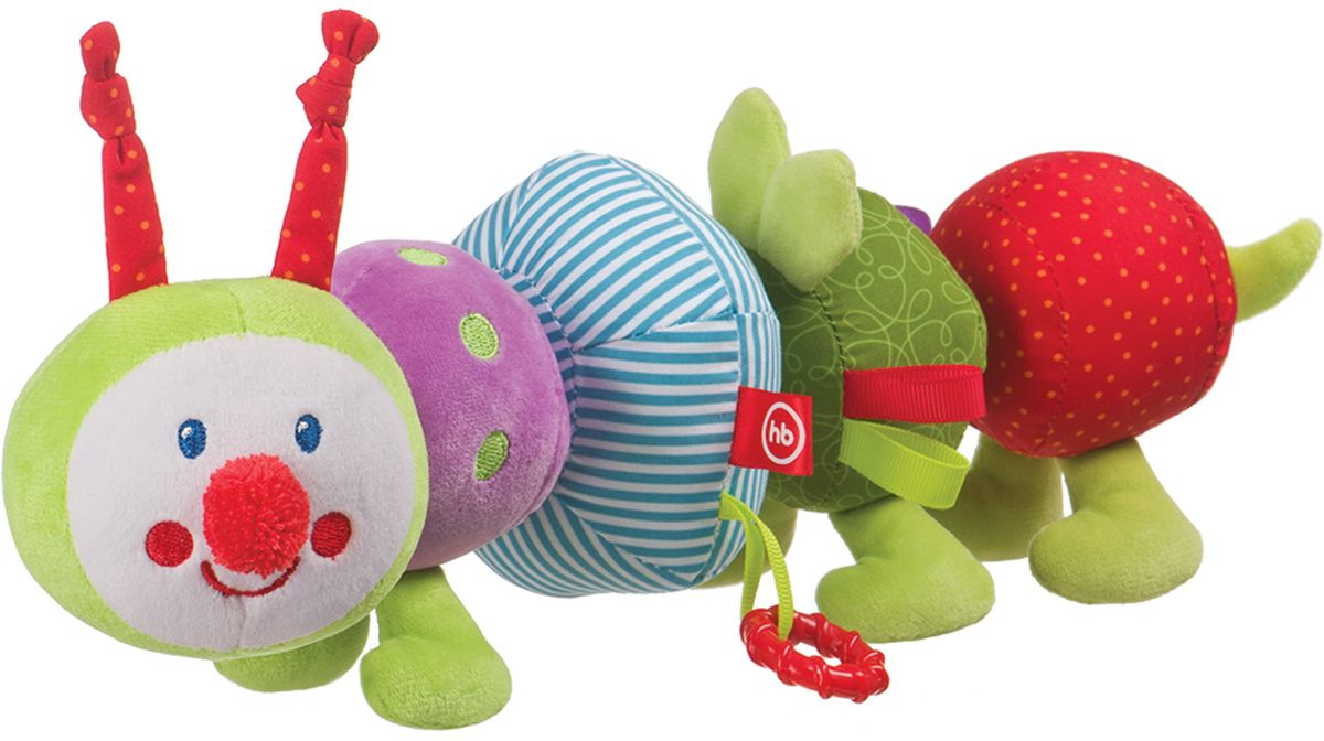 Развивающая игрушка IQ-Caterpillar