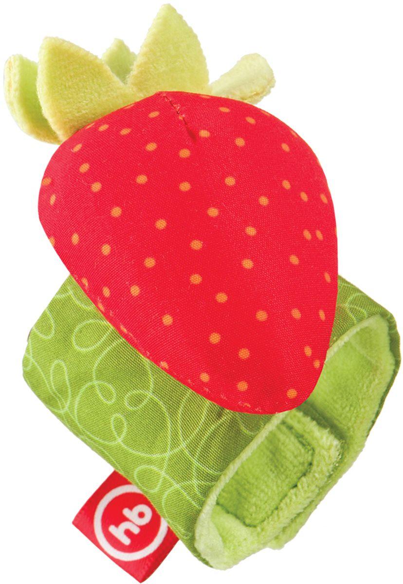 Фото - Happy Baby Браслет-погремушка Juicy Strawberry браслет погремушка happy baby juicy strawberry