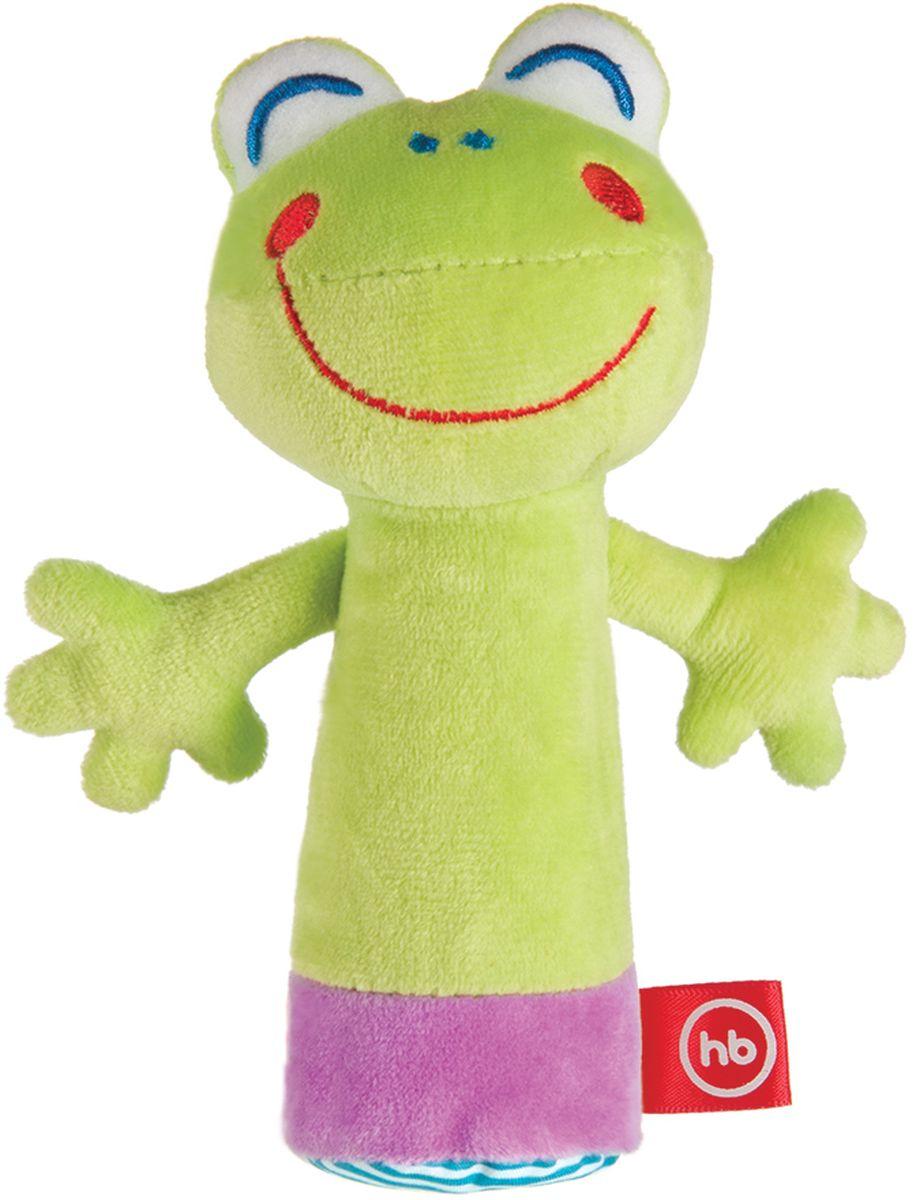 Игрушка с пищалкой Лягушка330359Мягкая пищалка Cheepy Frogling представляет собой игрушку в виде весёлого лягушонка, который пищит при нажатии на его животик. Мягкий на ощупь лягушонок с весёлой мордочкой вызывает положительные эмоции у малыша, ведь так и хочется улыбнуться ему в ответ. В руках ребёнка лягушонок оживает и дарит ему много радости!
