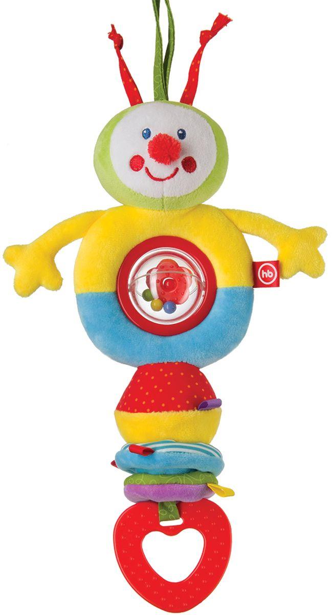 Happy Baby Погремушка Talky Caterpillar игрушка погремушка happy baby chatty caterpillar