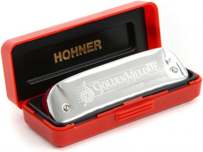 Hohner Golden Melody 542/20 A (M542106X) губная гармошка цена