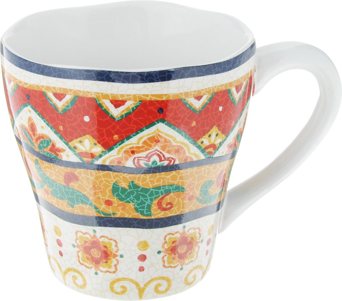 Кружка Sango Ceramics Мессина, 430 мл кружка 280 мл elff ceramics