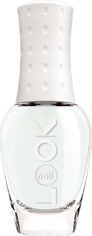 Nail LOOK Лак для ногтей Nail LOOK серии Trends Sweet Dreams, белый перламутровый с нежным переливом 8,5 мл