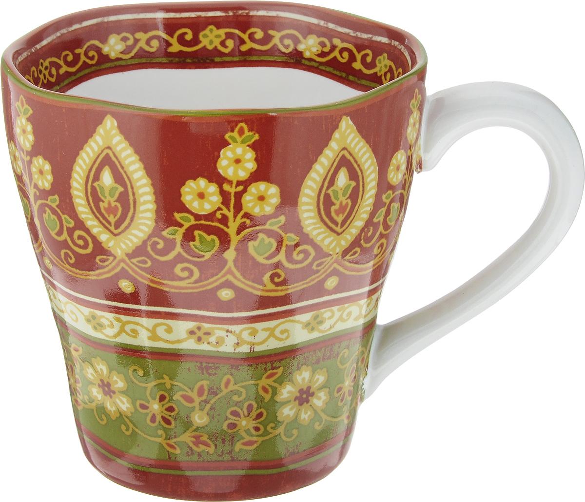 Кружка Sango Ceramics Кашмир, 450 мл кружка 280 мл elff ceramics