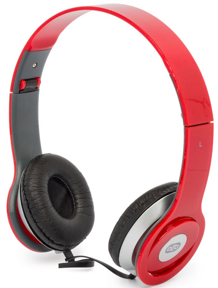 купить OLTO VS-15, Red наушники онлайн