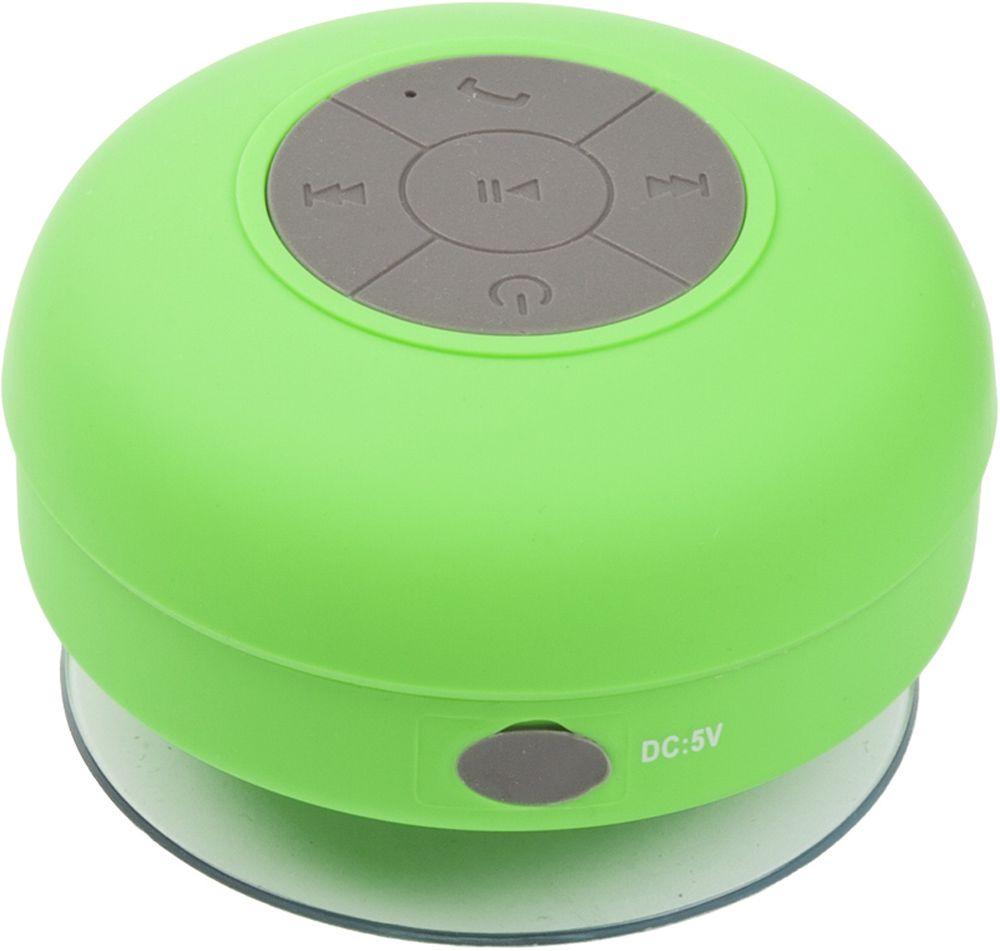Liberty Project LP-S40, Green портативная Bluetooth-колонка цена и фото