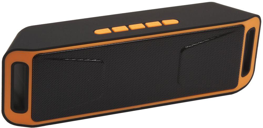 Беспроводная колонка Liberty Project S208, Black Orange