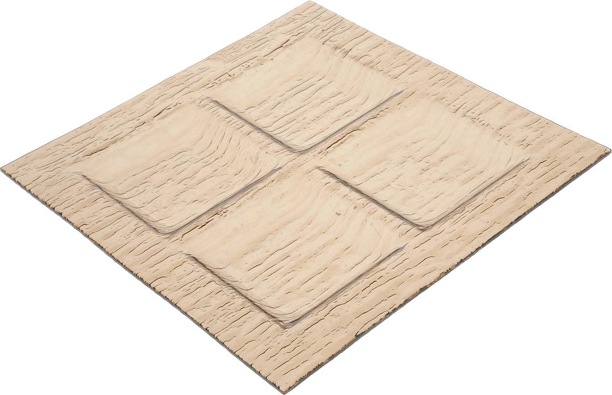 Менажница Vellarti, 4 секции, 26,3 х 26,3 см менажница lillo 4 секции 213380