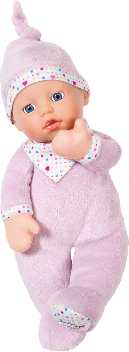 Baby Born Пупс цвет одежды розовый