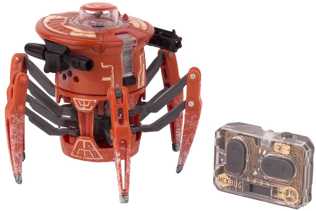 Hexbug Микро-робот Battle Spider 2.0 цвет красный