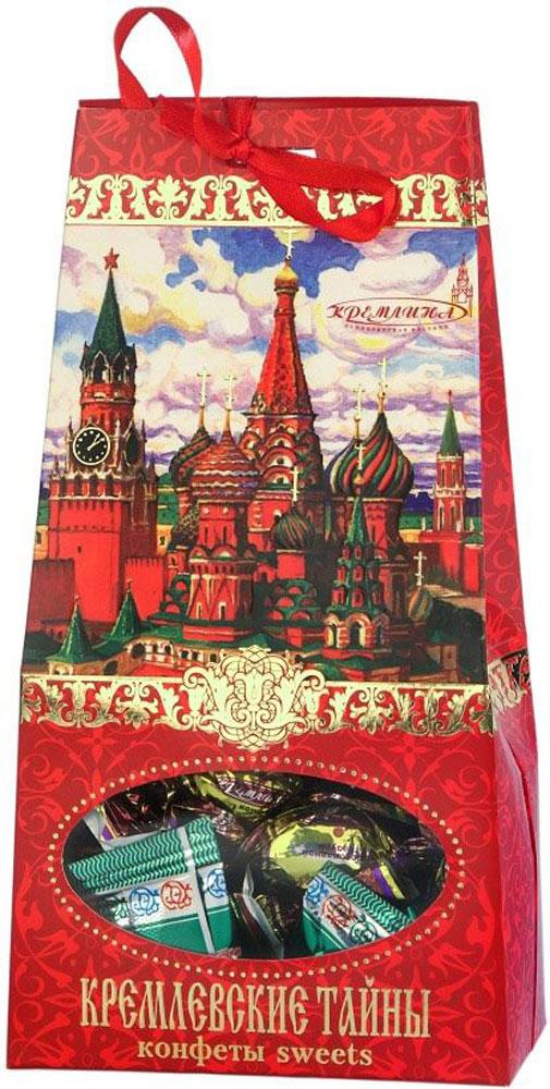 Кремлина Кремлевские тайны ассорти орехов в шоколаде, 130 г кремлина московские тайны ассорти из фруктов в шоколаде 240 г