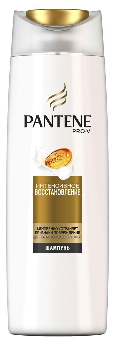 Pantene Pro-V Шампунь Интенсивное восстановление, для сухих и поврежденных волос, 400 мл цена