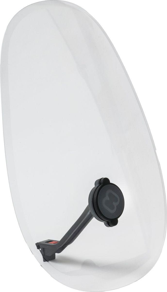 Защитный экран для детского велокресла Hamax Windscreen Observer, цвет: серый