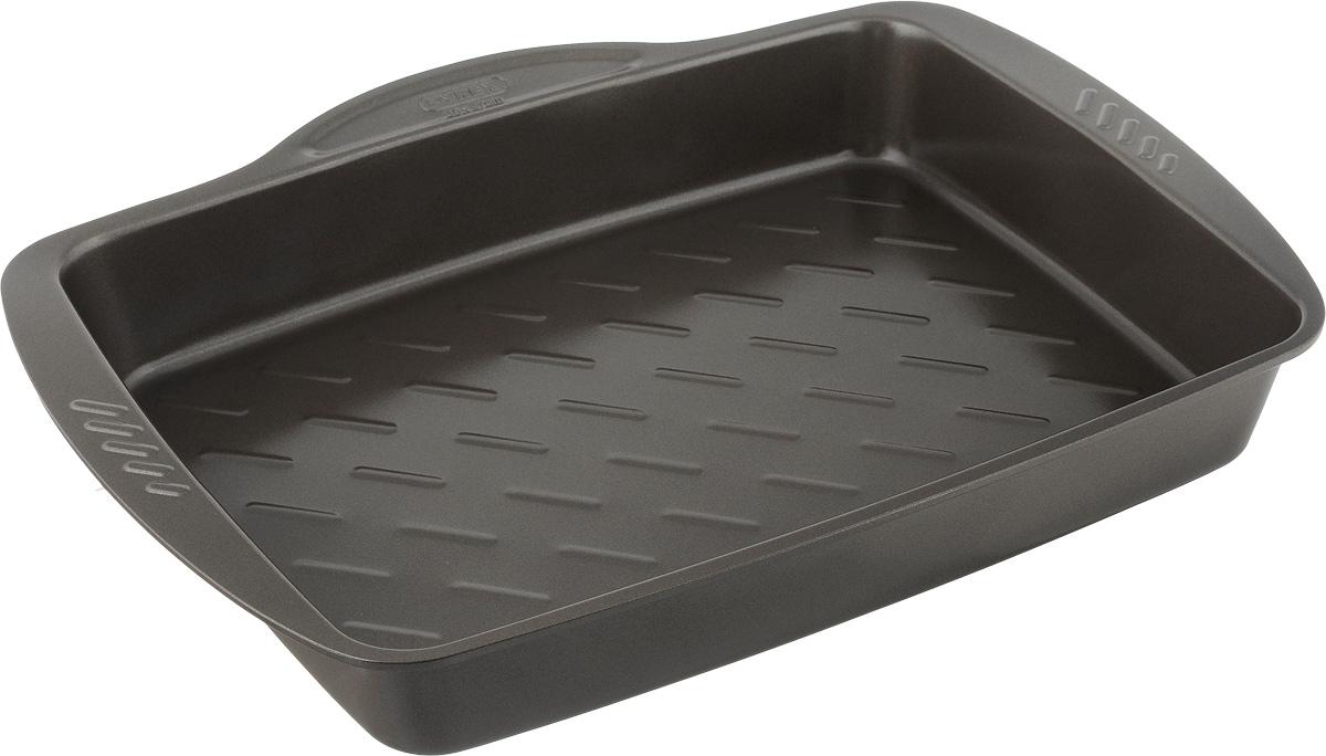 Форма для запекания Pyrex asimetriA, прямоугольная, 35 х 27 см форма для выпечки pyrex asimetria 26 см разъемная