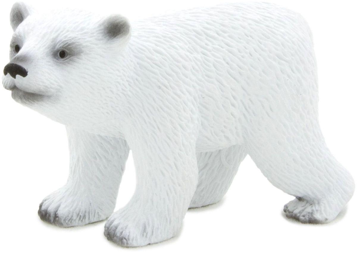 Mojo Фигурка Белый полярный медвежонок в движении
