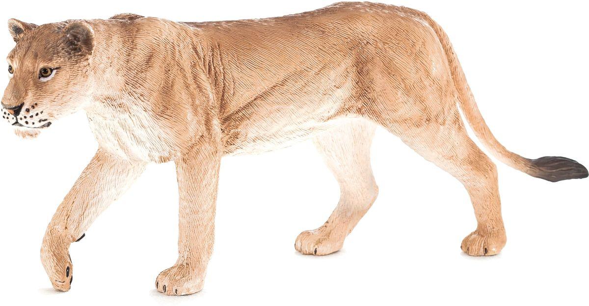 Mojo Фигурка Львица L mojo фигурка гепард с детенышом в пасти