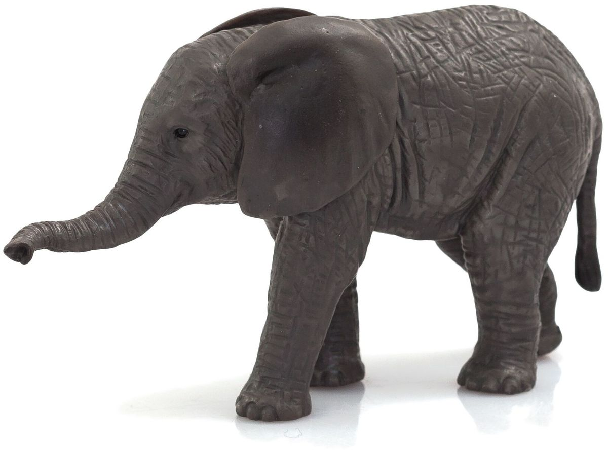 Mojo Фигурка Африканский слоненок 387190 mojo фигурка гепард с детенышом в пасти