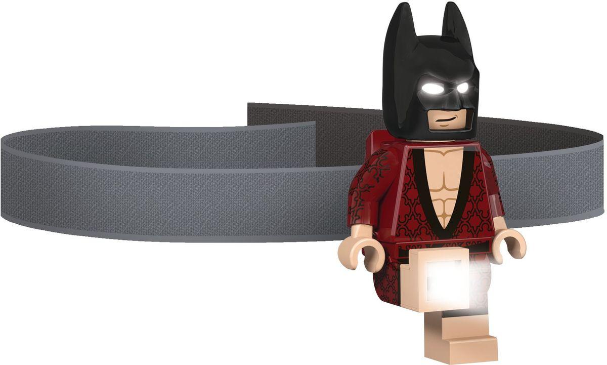 LEGO Batman Movie Налобный фонарик Kimono Batman