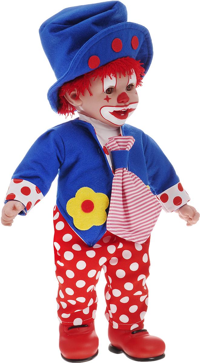 Arias Кукла Клоун 50 см Т59776