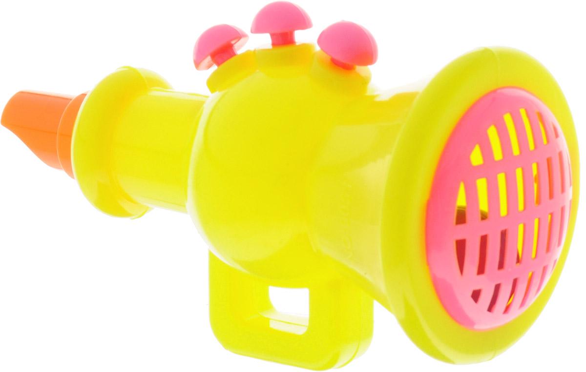 1TOY Труба цвет желтый