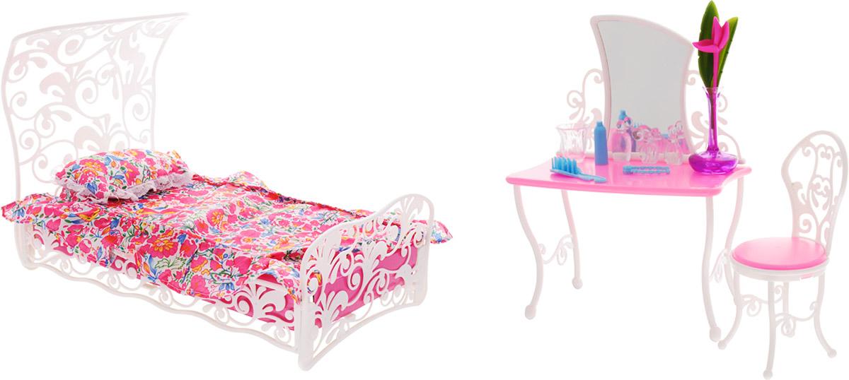 Gloria Мебель для кукол Спальня