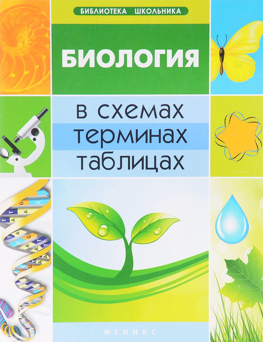 М. В. Железняк, Г. Н. Дерипаско Биология в схемах, терминах, таблицах