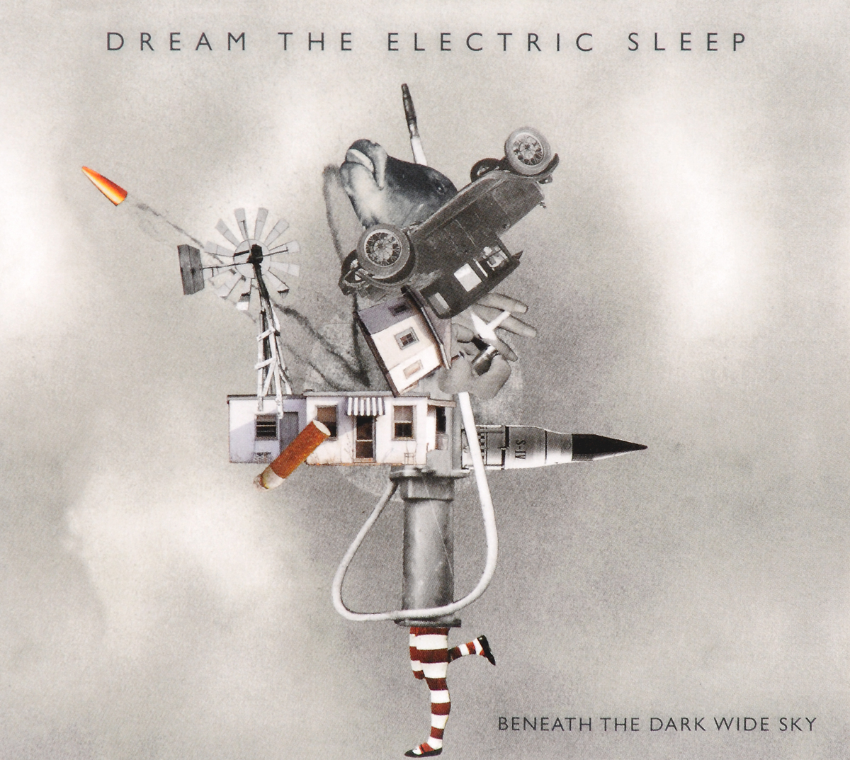 Dream The Electric Sleep. Beneath The Dark Wide Sky
