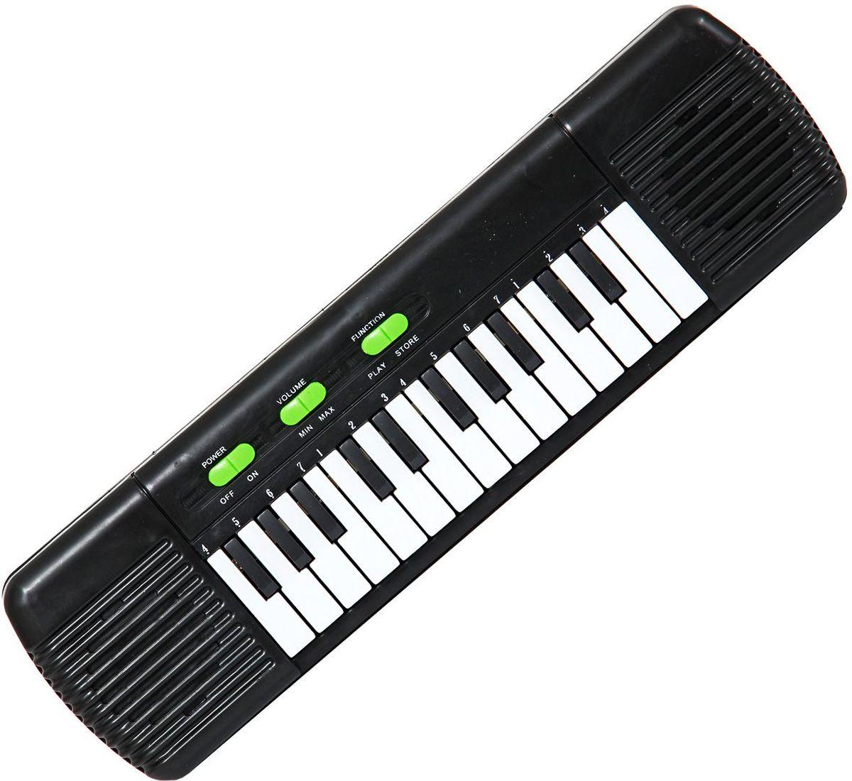 Ami&Co Музыкальный инструмент Синтезатор 25 клавиш 42942 детский музыкальный инструмент disney синтезатор софия прекрасная волшебная музыка 2875730