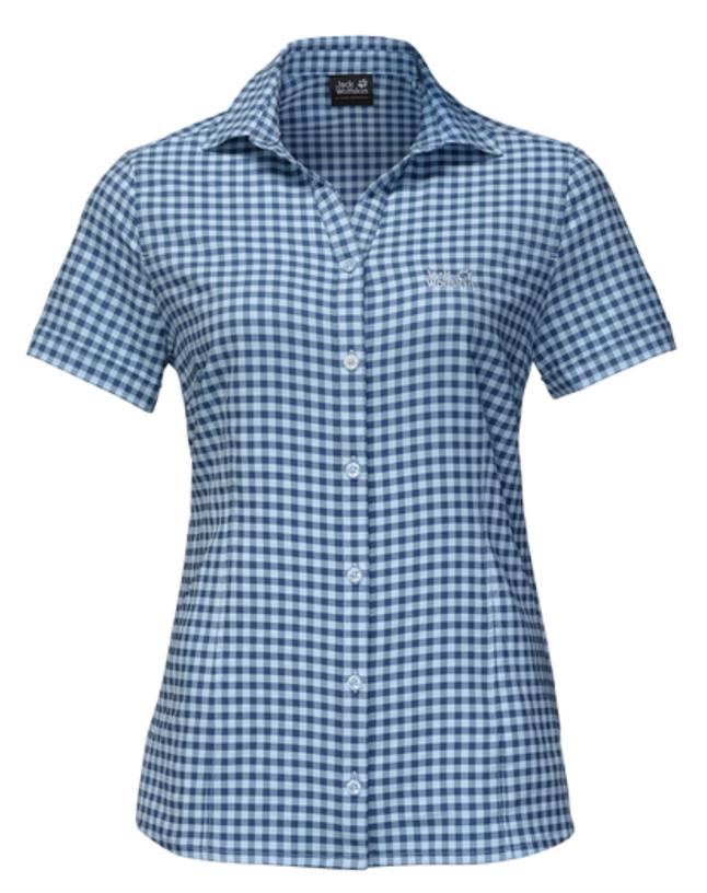 Рубашка Jack Wolfskin Kepler Shirt W рубашка jack wolfskin kepler shirt w