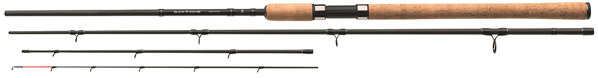 Удилище фидерное Daiwa Black Widow Feeder, 3,3 м, до 100 г