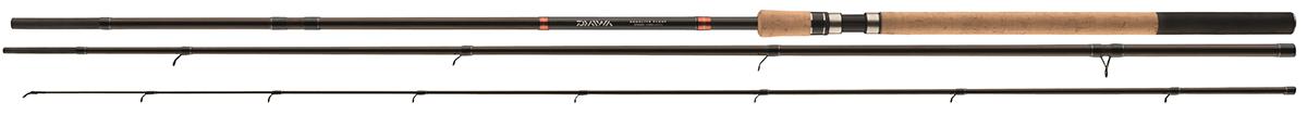 Удилище спиннинговое карповое Daiwa Aqualite Power Match, 4,2 м удилище спиннинговое daiwa sweepfire sw902mlfs
