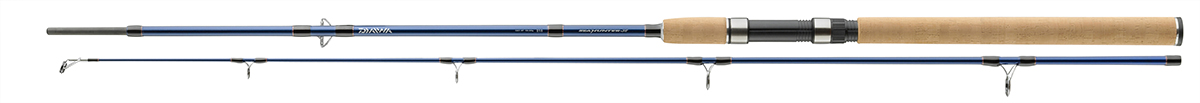 Спиннинг штекерный Daiwa Seahunter X, 2,4 м, 100-200 г