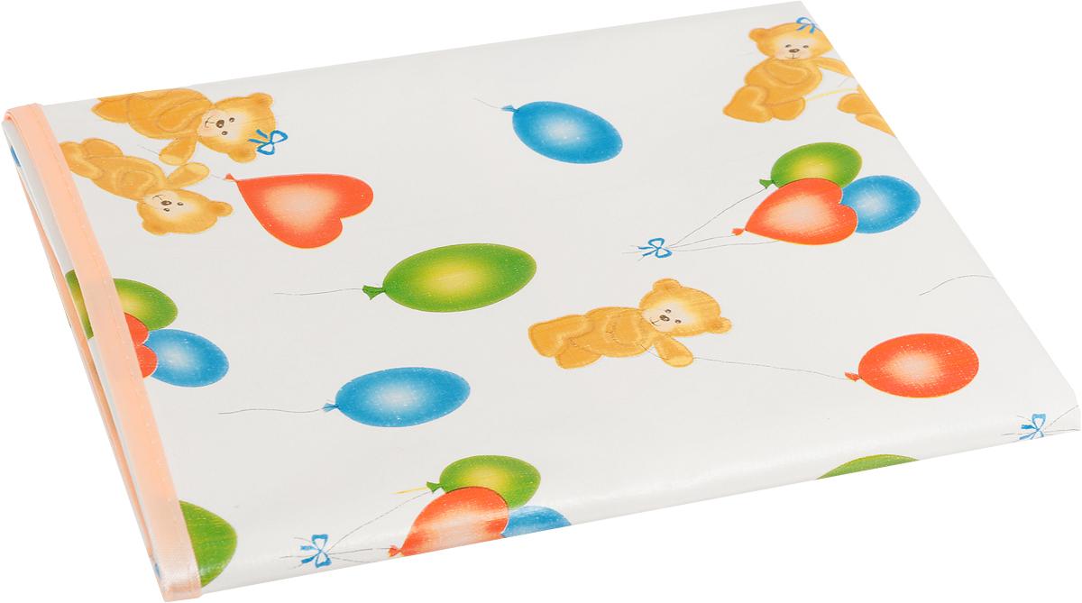 Колорит Клеенка подкладная с окантовкой цвет белый 70 х 100 см колорит клеенка подкладная с резинками держателями для детских колясок цвет бежевый 50 x 70 см