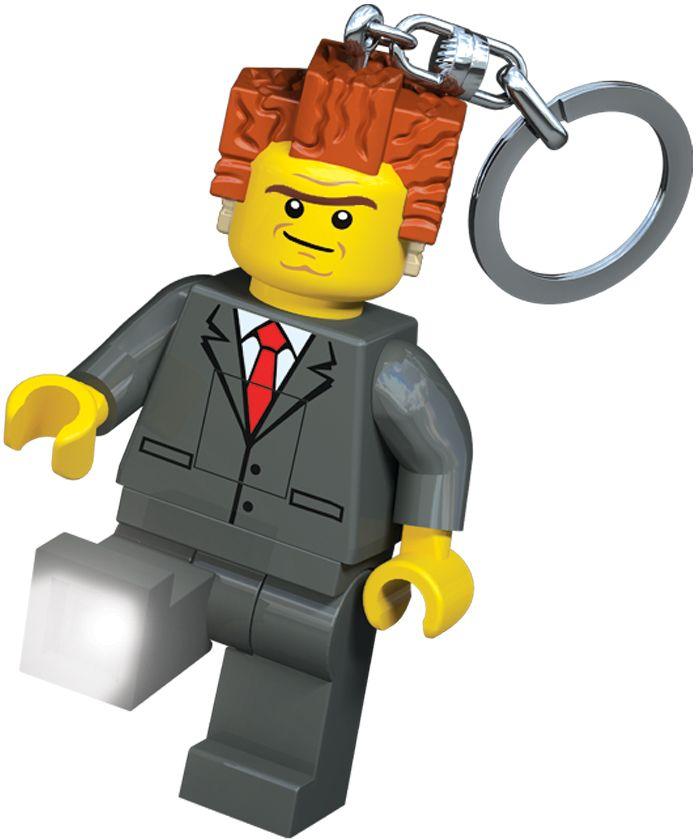 LEGO Movie Брелок-фонарик President Business