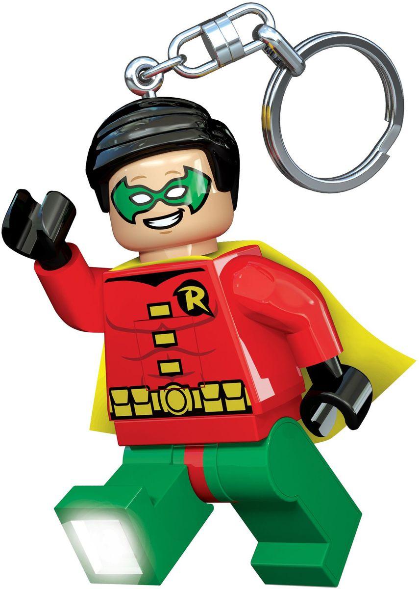 LEGO Super Heroes Брелок-фонарик Robin lego брелок фонарик для ключей lego super heroes robin