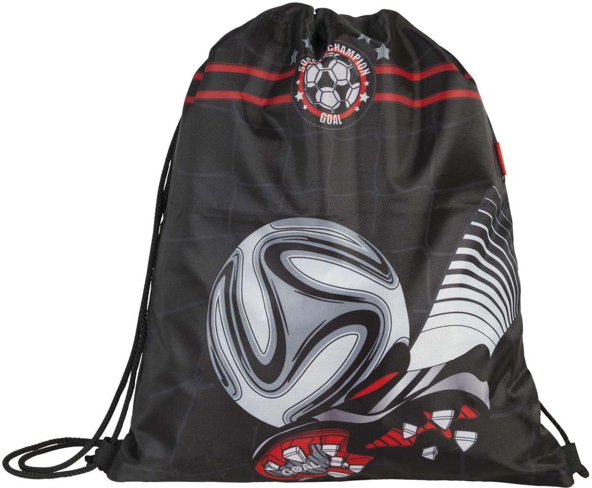 Фото - Target Collection Сумка для детской сменной обуви Чемпион по футболу цвет черный 17880 сумка target для детской сменной обуви sparkling цвет синий