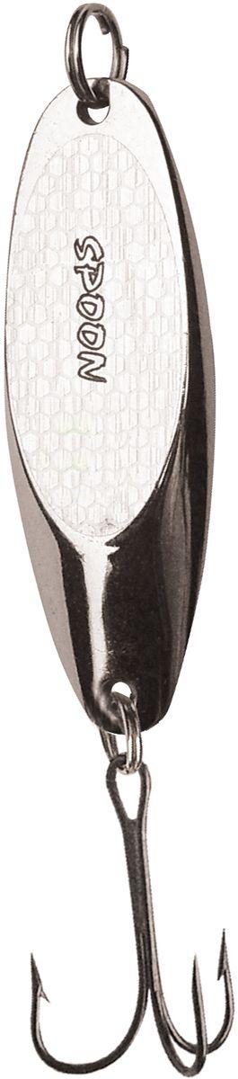 Блесна колеблющаяся SWD Kastmaster Xie, цвет: серебро, 32 г