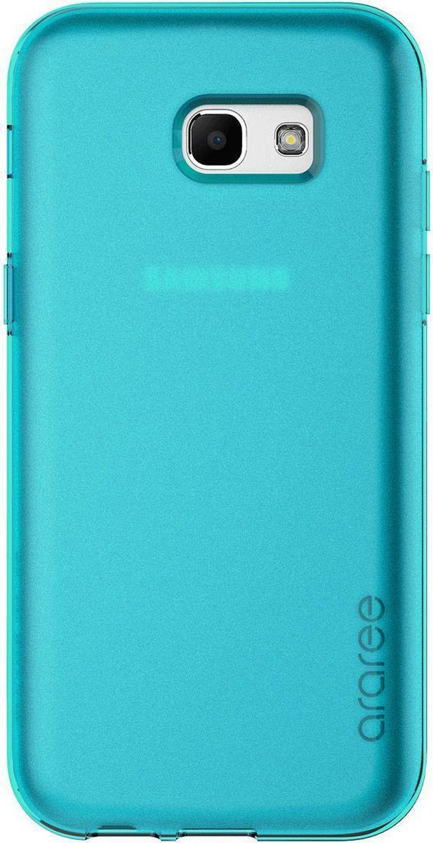 Araree Airfit чехол для Samsung Galaxy A3 (2017), Turquoise
