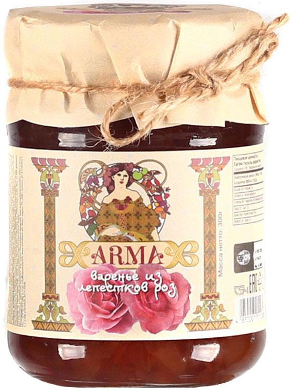 Фото - ARMA Варенье из лепестков роз, 300 г аптека