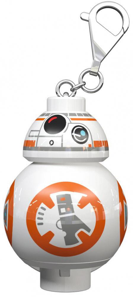 LEGO Star Wars Брелок-фонарик Дроид BB-8