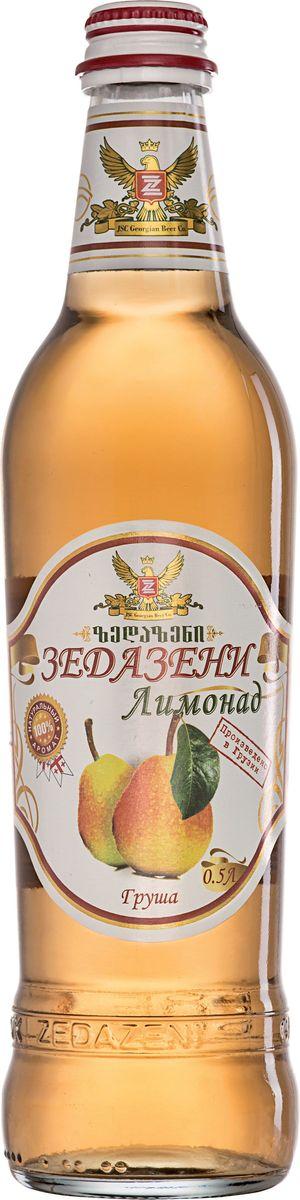 Зедазени Лимонад Груша, 500 мл balis vegan лимонад с базиликом и имбирем 250 мл