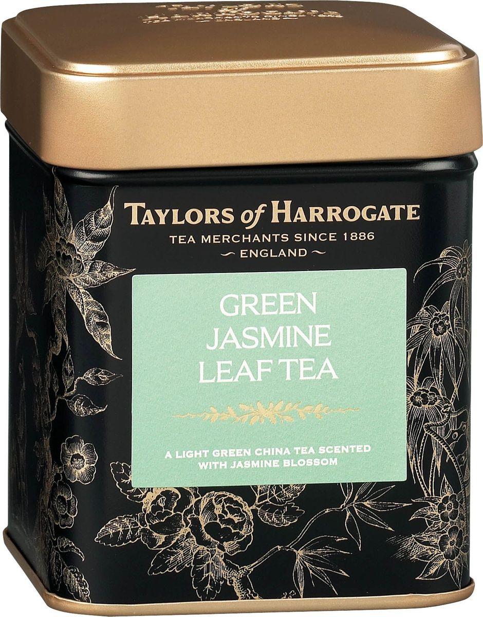 Taylors of Harrogate чай зеленый листовой с жасмином, 125 г китайские мудрости на пути чая