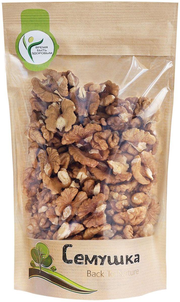 Семушка грецкий орех, 200 г смесь для выпечки почти печенье грецкий орех изюм пряности 380 г