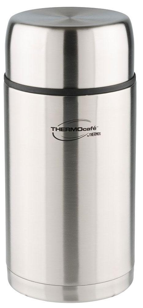 Термос Thermocafe By Thermos, цвет: стальной, 1,2 л. TC-120