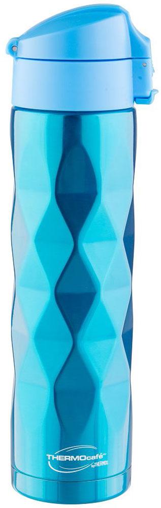 Термос Thermocafe By Thermos, цвет: голубой, 0,5 л. TTF-503-B термос 0 45 л thermos jns 450 bl голубой 935755