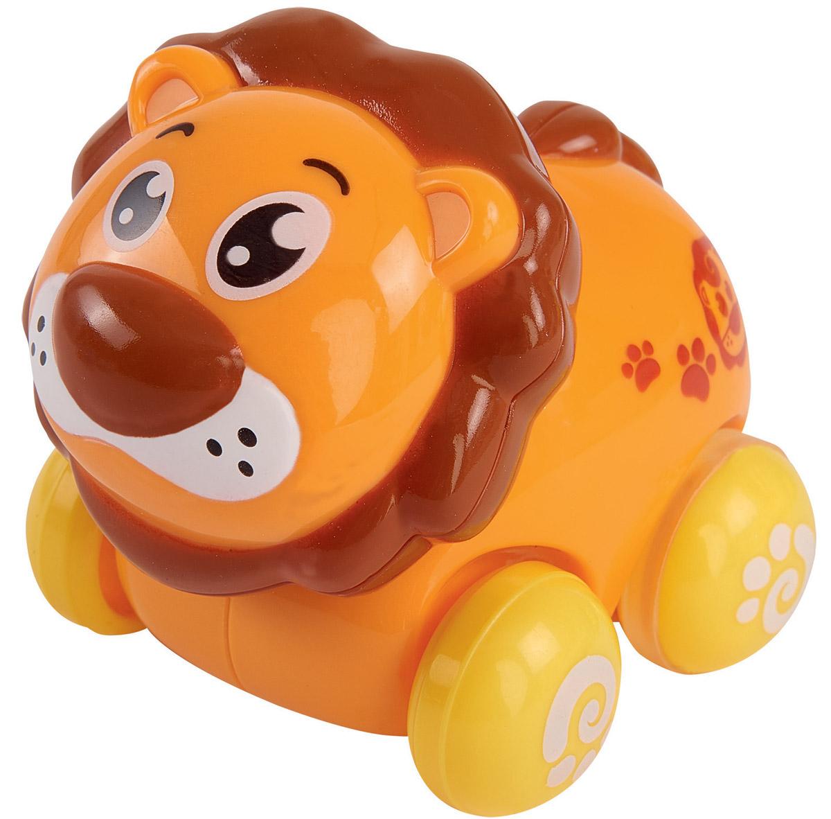 Simba Машинка-игрушка Лев simba abc машинка с пультом