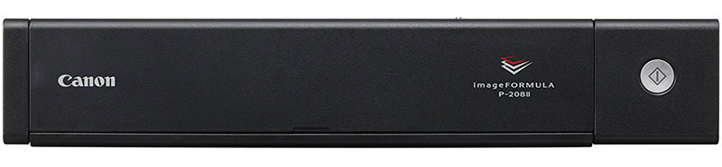 Сканер Canon P-208II (9704B003) Canon