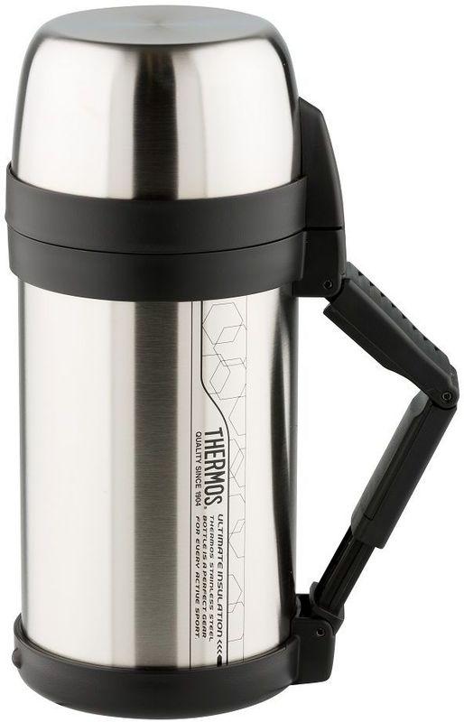 Термос Thermos, цвет: стальной, 1,4 л. FDH термос универсальный 1 4 л thermos fdh stainless steel vacuum flask 923639