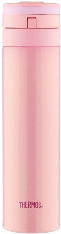 Термос Thermos, цвет: розовый, 450 мл. JNS-450 термос 0 45 л thermos jns 450 bl голубой 935755